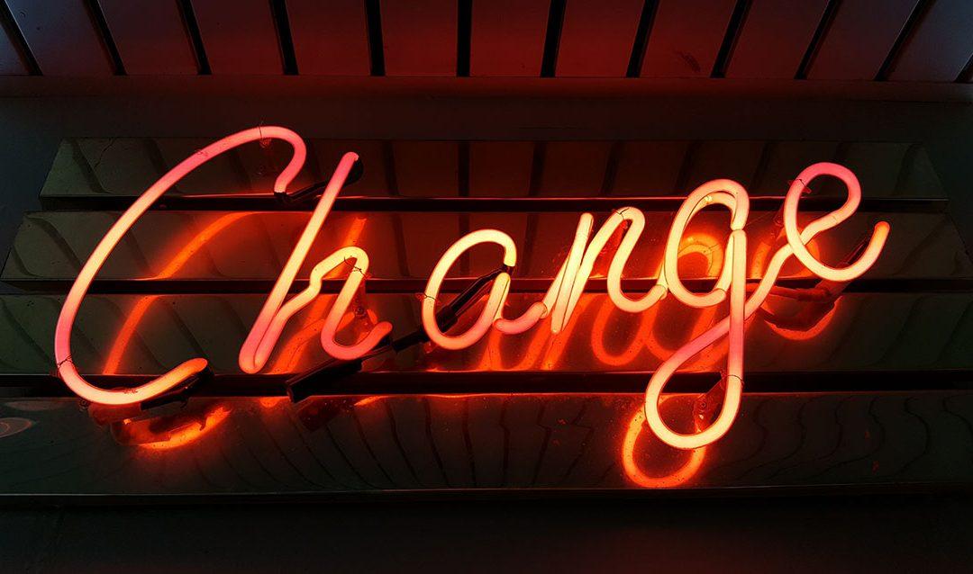 Supportare il cambiamento