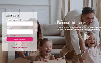 Parental skills at work: una piattaforma a sostegno della genitorialità